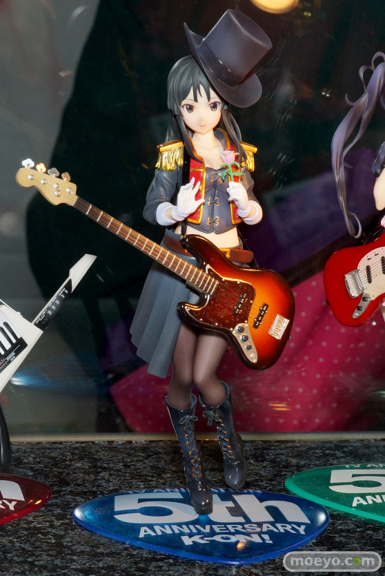 アニまる!の秋山澪フィギュア~K-ON!5th Anniversary~の新作フィギュアサンプル画像01