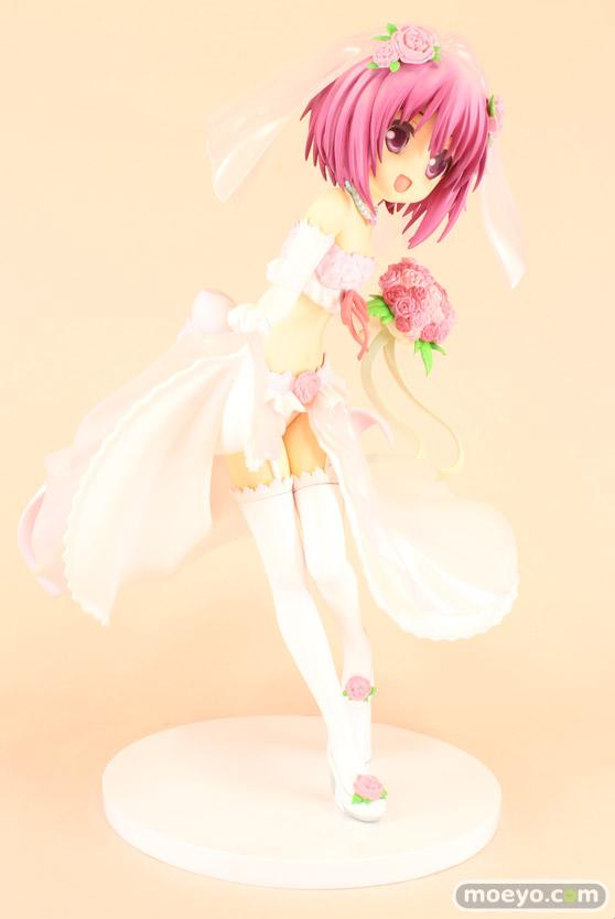 プラムのロウきゅーぶ!SS 湊智花 ~ウェディングVer.~の新作フィギュアサンプル画像04
