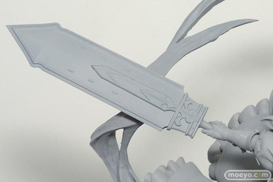 コトブキヤのグランブルーファンタジー 小さな聖騎士 シャルロッテの新作フィギュア原型画像06