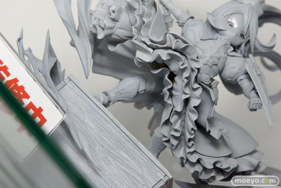 コトブキヤのグランブルーファンタジー 小さな聖騎士 シャルロッテの新作フィギュア原型画像07