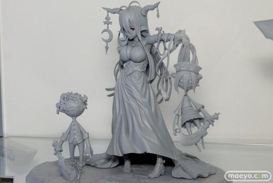 コトブキヤのグランブルーファンタジー ダヌアの新作フィギュア原型画像03