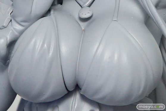 コトブキヤのグランブルーファンタジー ダヌアの新作フィギュア原型画像09