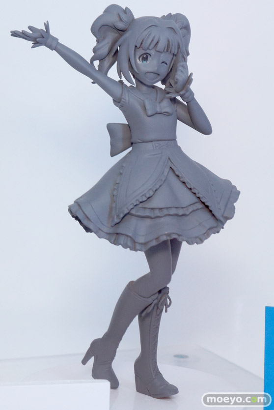 アニメジャパン2016のバンプレストブースの新作プライズフィギュア画像 アイマス デレマス まどか11