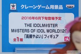 アニメジャパン2016のバンプレストブースの新作プライズフィギュア画像 アイマス デレマス まどか12