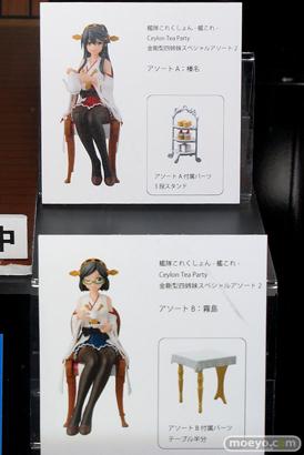 アニメジャパン2016のバンプレストブースの新作プライズフィギュア画像 艦これ マクロスΔ キスショット25