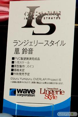 宮沢模型 第37回 商売繁盛セールのアオシマとダイキ工業とリボルブとクレイズとウェーブとキューズQの新作フィギュア展示の様子30