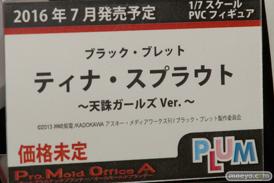 宮沢模型 第37回 商売繁盛セールの回天堂とレチェリーとコトブキヤとQ-sixとプラムの新作フィギュア展示の様子40