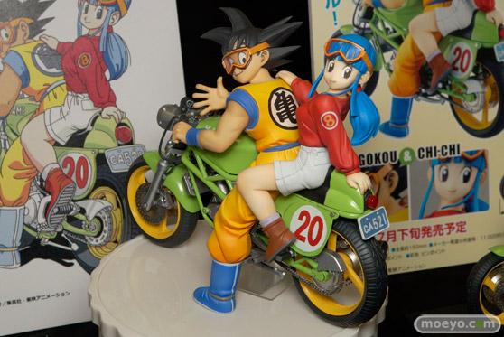 宮沢模型 第37回 商売繁盛セールのメガハウスとバンダイとバンプレストの新作フィギュア展示の様子01