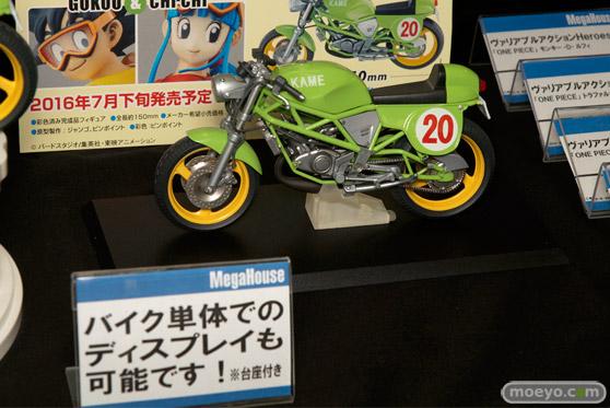 宮沢模型 第37回 商売繁盛セールのメガハウスとバンダイとバンプレストの新作フィギュア展示の様子02