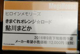 宮沢模型 第37回 商売繁盛セールのメガハウスとバンダイとバンプレストの新作フィギュア展示の様子06