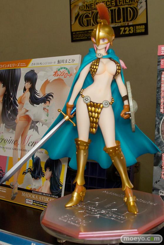 宮沢模型 第37回 商売繁盛セールのメガハウスとバンダイとバンプレストの新作フィギュア展示の様子07