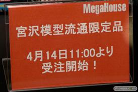 宮沢模型 第37回 商売繁盛セールのメガハウスとバンダイとバンプレストの新作フィギュア展示の様子09