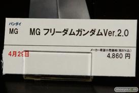 宮沢模型 第37回 商売繁盛セールのメガハウスとバンダイとバンプレストの新作フィギュア展示の様子23