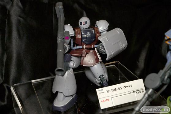 宮沢模型 第37回 商売繁盛セールのメガハウスとバンダイとバンプレストの新作フィギュア展示の様子29