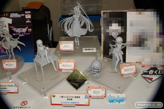 宮沢模型 第37回 商売繁盛セールのメガハウスとバンダイとバンプレストの新作フィギュア展示の様子34