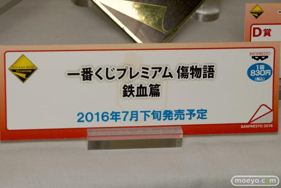 宮沢模型 第37回 商売繁盛セールのメガハウスとバンダイとバンプレストの新作フィギュア展示の様子35