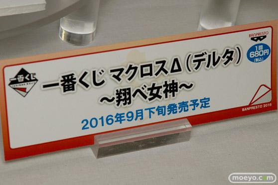 宮沢模型 第37回 商売繁盛セールのメガハウスとバンダイとバンプレストの新作フィギュア展示の様子37