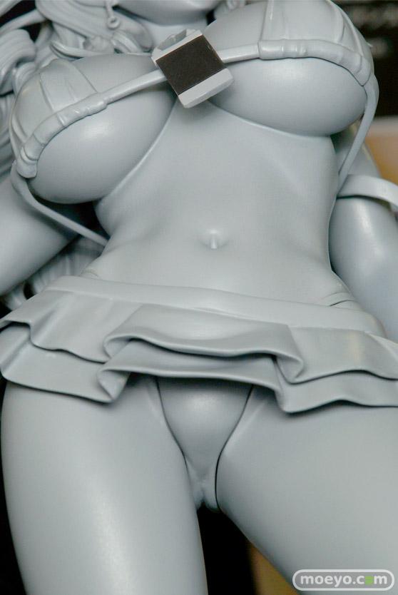 ダイキ工業のおしえて! ギャル子ちゃん 水着のギャル子ちゃん(仮)の新作フィギュア原型サンプル画像11