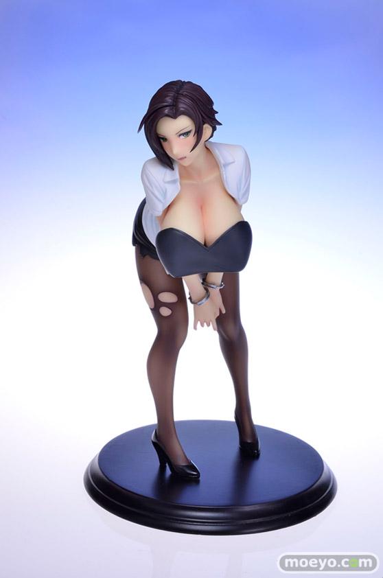 Q-sixのTHE SEX SWEEPERS 新条アキノの新作フィギュアサンプル画像01