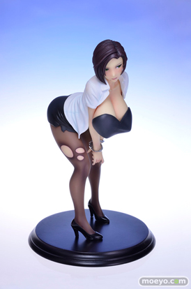 Q-sixのTHE SEX SWEEPERS 新条アキノの新作フィギュアサンプル画像08