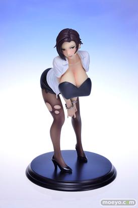 Q-sixのTHE SEX SWEEPERS 新条アキノの新作フィギュアサンプル画像09