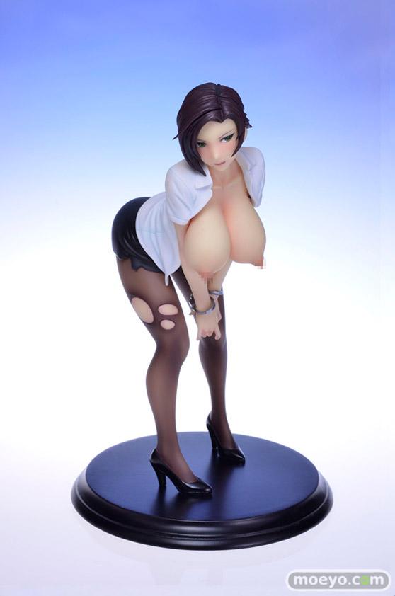 Q-sixのTHE SEX SWEEPERS 新条アキノの新作フィギュアサンプル画像10