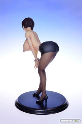 Q-sixのTHE SEX SWEEPERS 新条アキノの新作フィギュアサンプル画像22