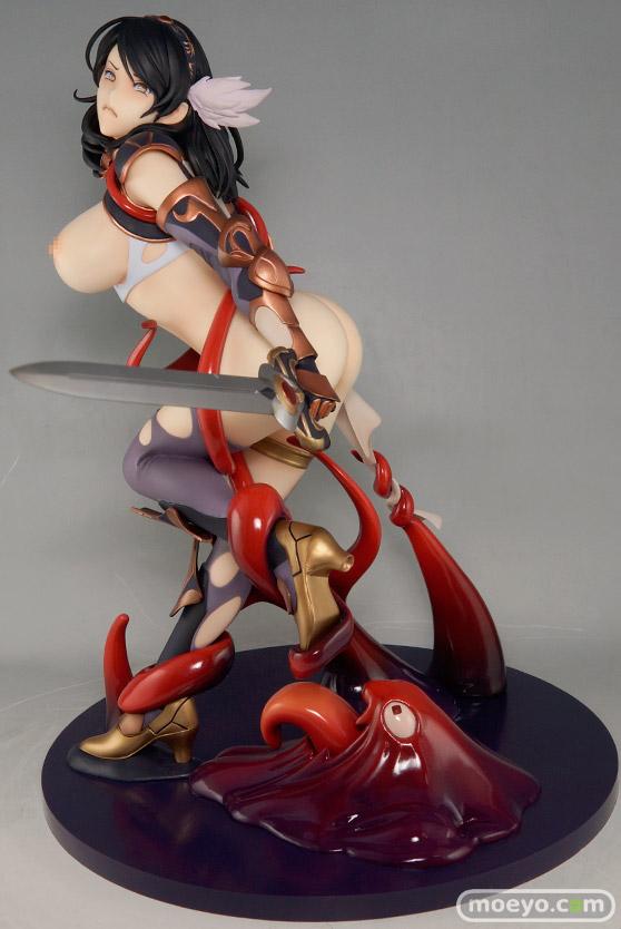 DRAGON Toyの勇者マルデア~スライムとの戦い~ 黒髪ver.の新作フィギュアキャストオフ&モロなサンプル画像01