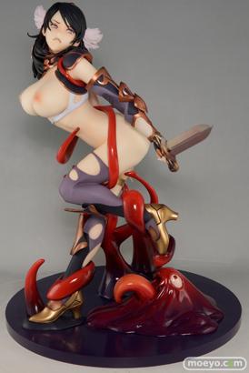 DRAGON Toyの勇者マルデア~スライムとの戦い~ 黒髪ver.の新作フィギュアキャストオフ&モロなサンプル画像02