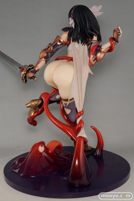 DRAGON Toyの勇者マルデア~スライムとの戦い~ 黒髪ver.の新作フィギュアキャストオフ&モロなサンプル画像05