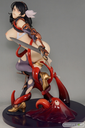 DRAGON Toyの勇者マルデア~スライムとの戦い~ 黒髪ver.の新作フィギュアキャストオフ&モロなサンプル画像08