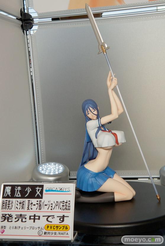 カフェレオ キャラクター コンベンション 2016春の美少女フィギュア展示の様子特集画像その01 09