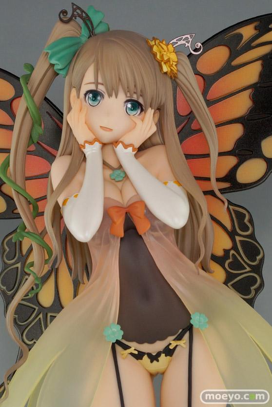 コトブキヤの4-Leaves Tony'sヒロインコレクション 「イノセント☆フェアリー」 フリージアの新作フィギュア製品版画像09