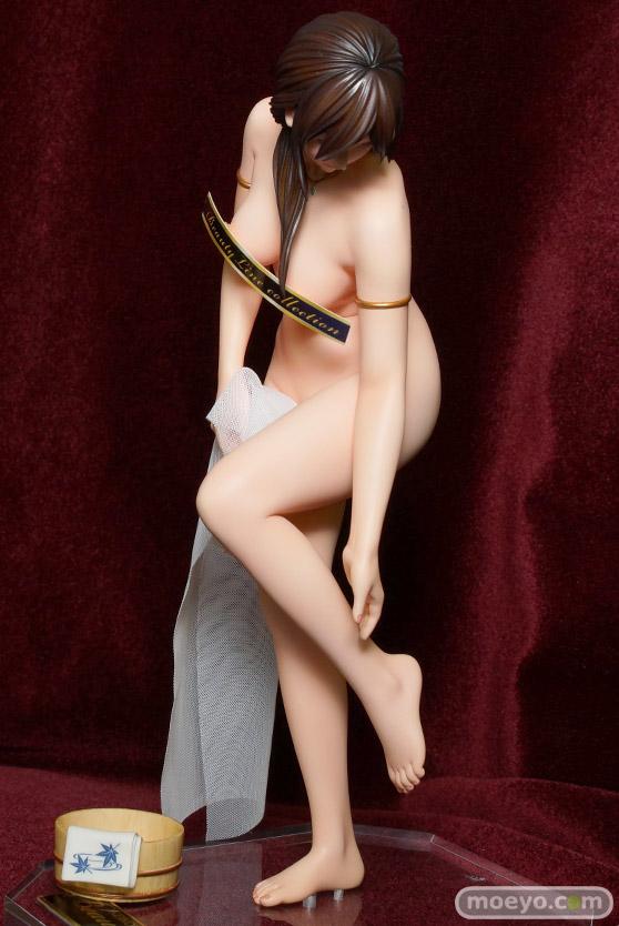 クルシマ製作所のKEIKO'S Beauty Line collection No.C625 翡翠(ジェダイト)の新作フィギュアサンプル画像03