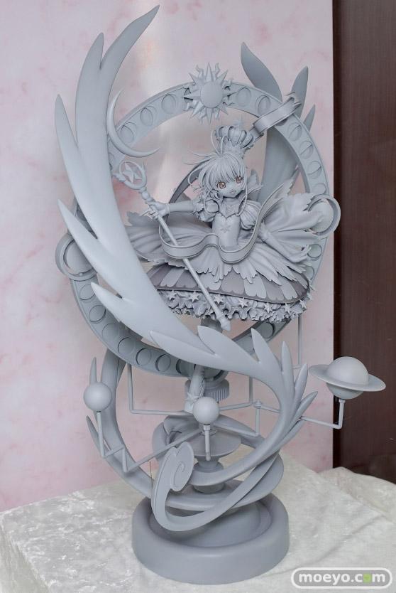 グッドスマイルカンパニーのカードキャプターさくら 木之元桜の新作フィギュア監修中原型サンプル画像02