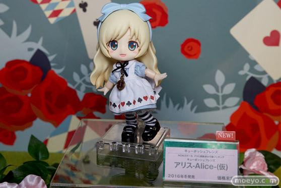 コトブキヤ秋葉原館の新作美少女フィギュアとキューポッシュのサンプル展示の様子19