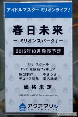 コトブキヤ秋葉原館の新作美少女フィギュアとキューポッシュのサンプル展示の様子23