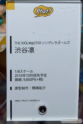 コトブキヤ秋葉原館の新作美少女フィギュアとキューポッシュのサンプル展示の様子28