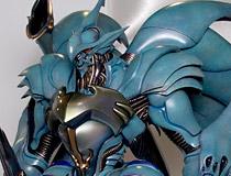 「ヴェルビン」「オリジナルオージェ」「ヤクシャ・零」のサンプルが展示!「HOBBY ROUND 15」ウェーブブース特集