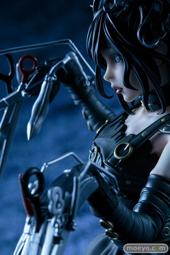 コトブキヤのHORROR美少女 シザーハンズの新作フィギュアサンプル画像12