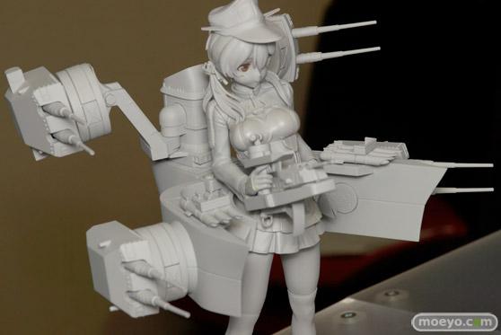 グッドスマイルカンパニーの艦隊これくしょん-艦これ- プリンツ・オイゲンの無彩色サンプル画像07