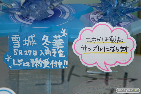 秋葉原の新作美少女フィギュアサンプル展示の様子 エーリカ 藍原ほなみ14