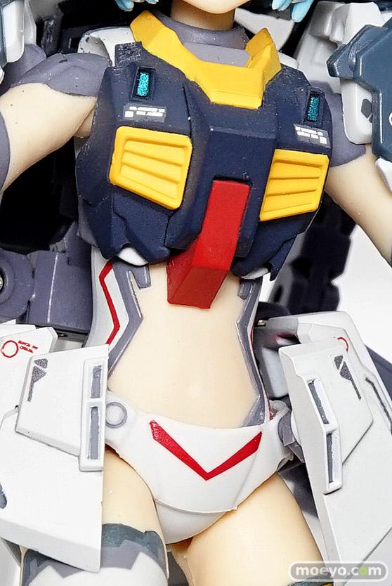 バンダイのAGP MS少女 ガンダムMK-II(エゥーゴ仕様)の新作フィギュアサンプル画像06