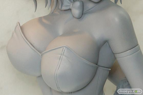 フリーイングのゴッドイーター2 レイジバースト シエル・アランソン バニーVer.の新作フィギュア原型画像06