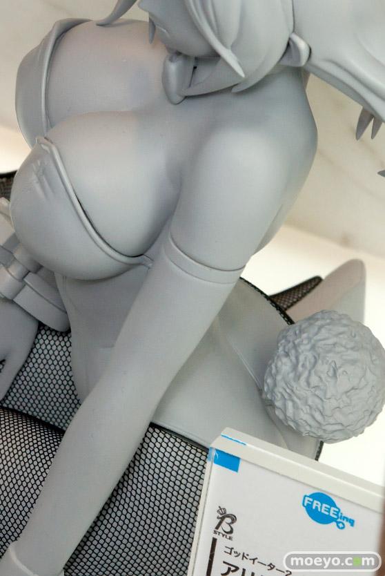 フリーイングのゴッドイーター2 レイジバースト アリサ・イリーニチナ・アミエーラ バニーVer.の新作フィギュア原型画像07