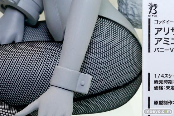 フリーイングのゴッドイーター2 レイジバースト アリサ・イリーニチナ・アミエーラ バニーVer.の新作フィギュア原型画像10
