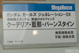 ランチ 18号 チチなどメガホビEXPO 2015 Springのメガハウスのドラゴンボール他新作フィギュア展示の様子21