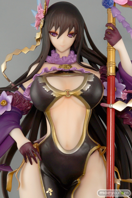 ヴェルテクスの戦国武将姫-MURAMASA- 後藤又兵衛のフィギュア製品版キャストオフおっぱい丸出し画像09