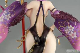 ヴェルテクスの戦国武将姫-MURAMASA- 後藤又兵衛のフィギュア製品版キャストオフおっぱい丸出し画像15