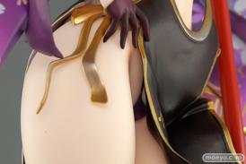 ヴェルテクスの戦国武将姫-MURAMASA- 後藤又兵衛のフィギュア製品版キャストオフおっぱい丸出し画像17